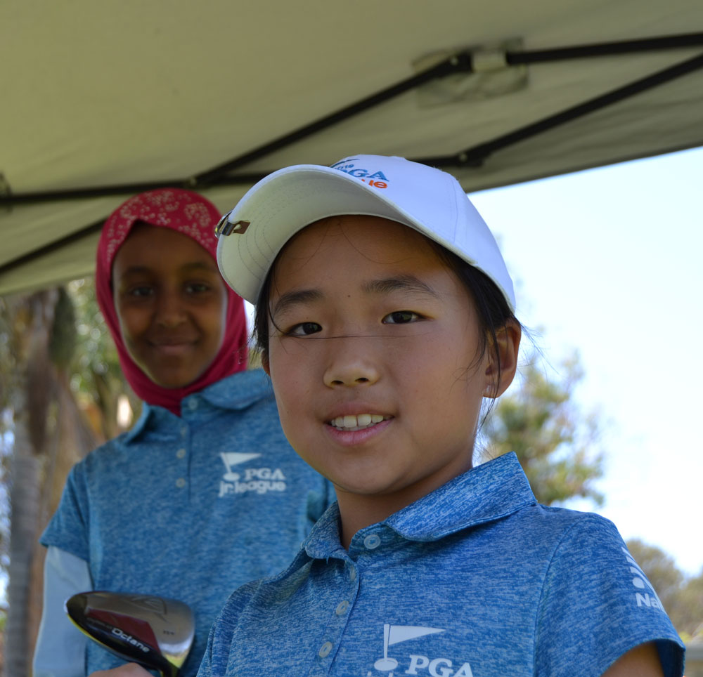 long beach pga kids golf